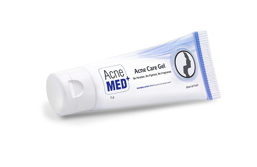 Acne MED Gel 5g tube 0311-500pixel