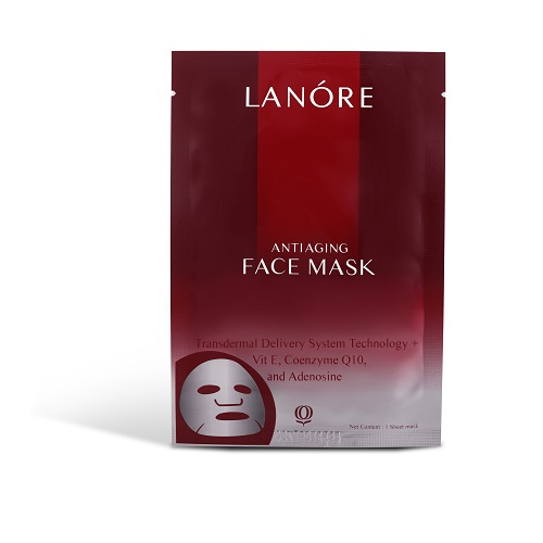 Lanore Face Mask red 0131 -500pixel
