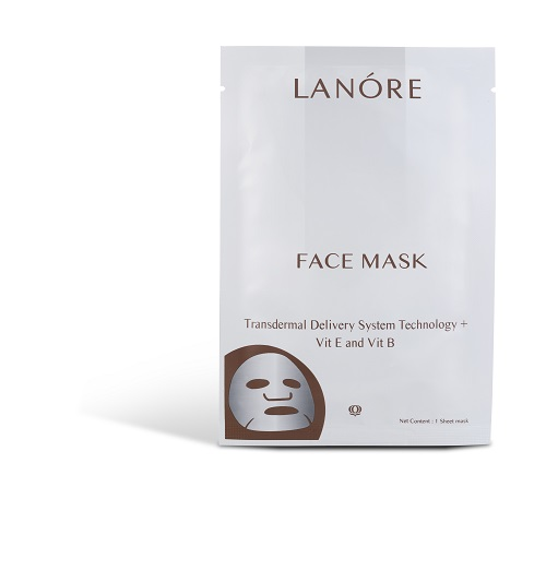 Lanore Face Mask white 0138 -500pixel