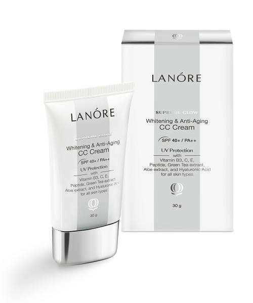 Lanore0162 CC cream box + isi-500pixel