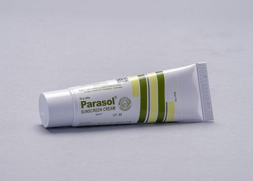PARASOL CREAM WHITE